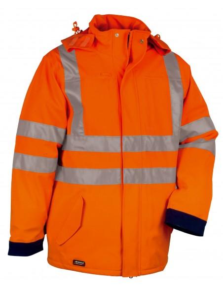 GLITTER Blouson 2 poches poitrine avec zip, dont 1 poche avec E-CARE - 1 poche poitrine intérieure a