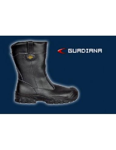 GUADIANA UK S3 SRC Bottes de sécurité cuir imprimé