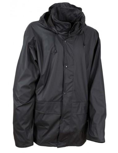 RAINDROP Veste de pluie 100 % polyester enduit PU 170gr